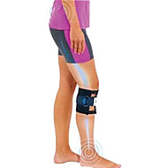 cheap Sports Support & Protective Gear-Full Body Knee Supports Manual Air Pressure Keep Warm Relieve leg pain Timing