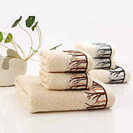 BadehandtuchJacquard Gute Qualität 100% Bambusfaser Handtuch