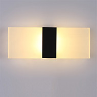 AC 100-240 5 W Integrert LED Moderne / Nutidig Maleri Trekk for LED Mini Stil Pære inkludert,Atmosfærelys Vegglampe