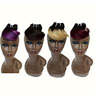 Düz Brezilya Saçı Dalgalı 18 Ay 4 Parça saç örgüleri