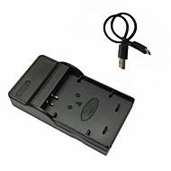 ismartdigi 5L מטען לסוללת מצלמה ניידים מיקרו USB עבור SX210 Canon NB-5L 220 230hs ixsu950 960 970 980 990