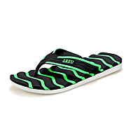 Χαμηλού Κόστους Small Size Shoes-Ανδρικά Παπούτσια PU Καλοκαίρι Ανατομικό Παντόφλες & flip-flops για Causal Πορτοκαλί Πράσινο Μπλε Μαύρο/Άσπρο