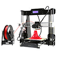 anet a8 hoge precisie hoge kwaliteit fdm desktop diy 3d printer (montage instructies in sd kaart)