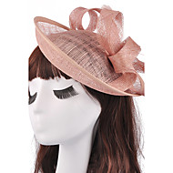 billige Hodepynt for Bryllup-lin fascinators headpiece bryllupsfesten elegant feminin stil