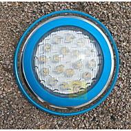 tanie Światła drogi-Oświetlenie podwodne Wodoodporny RGB 24 V Oświetlenie zwenętrzne 18 Koraliki LED