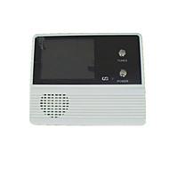 billige Dørtelefonssystem med video-Trådløs Multifamilie Video Ringeklokke En Til En Video Dørtelefon