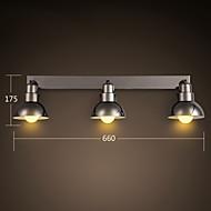 billige Vegglamper-Moderne / Nutidig Vegglamper Vegglampe 220V / 110V MAX 40W