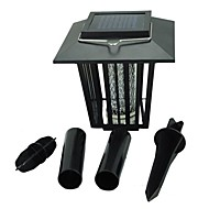 Solar Energy Lawn Lamp Solar Energy Mosquito Killer Lamp Outdoor Insecticidal lamp Mosquito Repellent Lamp