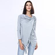Bluza Žene Jednobojni Rese