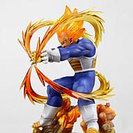 Figure Anime Azione Ispirato da Dragon Ball Vegeta PVC CM Giocattoli di modello Bambola giocattolo Per uomo