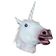 ny 2016 unicorn hestehode maskere Halloween kostyme fest gave prop nyhet masker latex gummi skumle