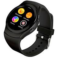 tanie Inteligentne zegarki-Bluetooth smartwatch mtk2502c ips ekran sim card usłyszeć częstotliwość monitor zegar dla iphone apple ios android