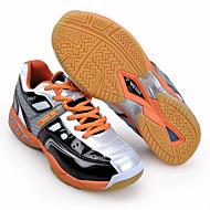 baratos Sapatos Masculinos-Unisexo Sintético Primavera / Outono / Inverno Conforto Tênis Badminton / Tênisq Laranja / Vermelho / Azul