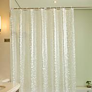 μόδα πυκνώσει αδιάβροχο πολύχρωμο ντους κουρτίνα PEVA λουλούδι μπάνιο