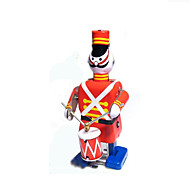 Wind-up Toy / Educational Toy Novelty Warrior / Musical Instruments / Robot Iron / Metal 1 pcs Pieces Gift