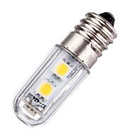 1W E14 Lâmpadas Espiga T 77 SMD 5050 80-120 lm Branco Quente Branco Frio K Decorativa AC 220-240 V