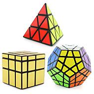 Rubikova kocka 3 PCS Shengshou Pyraminx Alien Megaminx Mirror Cube Glatko Brzina Kocka Magične kocke Male kocka Stručni Razina Brzina