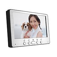 nattsyn visuell elektronisk doorbell elektronisk øye kamera med ikke forstyrr tilfeldig farge