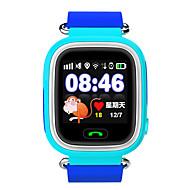 Børne Ure GPS Vandafvisende Video Kamera Lyd Handsfree opkald Beskedkontrol Kamerakontrol Aktivitetstracker Stopur Find min enhed Vækkeur