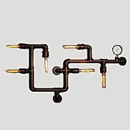 AC 110-120 AC 220-240 40W E26/E27 Rustikk/ Hytte Maleri Trekk for Mini Stil,Atmosfærelys Vegglampe
