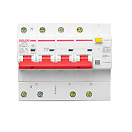 LS-Schalter 4p DZ47LE-125 intelligenter Leckschutzschalter