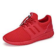 Sneakers-TylDame-Sort Rosa Rød Grå-Sport-Flad hæl