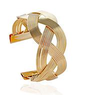 Damen Manschetten-Armbänder Modisch Armbänder Schmuck Silber / Golden Für