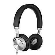 Meizu HD50 hi-fi, fülbe helyezhető fejhallgató vezetékes sztereó mikrofonnal hifi / 1,2m kábel / fém burkolat