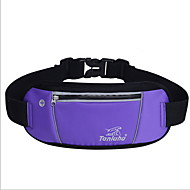 L Waist Bag/Waistpack Cell Phone Bag for Running Jogging Sports Bag Waterproof Quick Dry Phone/Iphone Running Bag All Phones