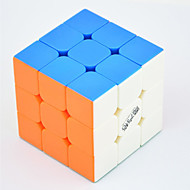 Magic Cube IQ Cube QI YI LEISHENG 120 3*3*3 Smooth Speed Cube Magic Cube Puzzle Cube Professional Level Speed Competition Classic & Timeless Kid's Adults' Children's Toy Boys' Girls' Gift