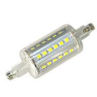 お買い得  LED電球-JIAWEN 4W 400-450 lm R7S LEDコーン型電球 T 36 LEDの SMD 3528 装飾用 クールホワイト AC85-265V