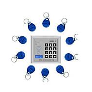 veiligheid& bescherming van systemen voor toegangscontrole deur kit