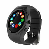 tanie Inteligentne zegarki-Inteligentny zegarek na iOS / Android GPS / Wodoszczelny Czasomierz / Stoper / Rejestrator aktywności fizycznej / Rejestrator snu / Pulsometr / 1,3 MP / Obsługa wiadomości / Znajdź moje urządzenie