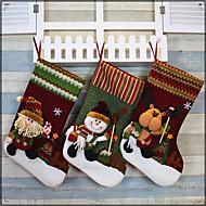 olcso -karácsonyi zokni kellékek karácsonyi harisnya karácsonykor karácsonyi zokni dísztárgyak santa zokni
