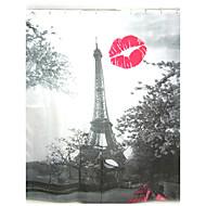 Modern Polyester 180 x 180cm ( L x W )  -  Yüksek kalite Duş Perdeleri