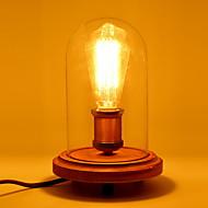 olcso -Modern/kortárs Asztali lámpa Kompatibilitás Fa/ Bambusz 110-120 V 220-240 V