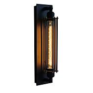cheap -Rustic / Lodge Wall Lamps & Sconces Metal Wall Light 110-120V / 220-240V 40W