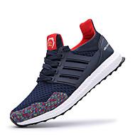 Χαμηλού Κόστους Αντρικά Αθλητικά-Ανδρικά Παπούτσια Τούλι Άνοιξη Φθινόπωρο Ανατομικό Χωρίς Τακούνι Τρέξιμο Γάντζος & Θηλιά Κορδόνια για Causal Μαύρο Μπλε