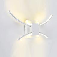 billige Vegglamper med LED-Moderne / Nutidig Vegglamper Metall Vegglampe 220V / 110V 15W / Integrert LED