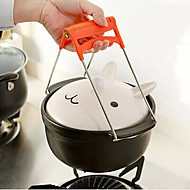 1 Creative Kitchen Gadget Aço Inoxidável Grampos