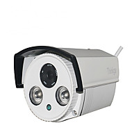 billige IP-kameraer-3mp IP Camera Utendørs with IR-kutt 32GB