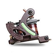 מכונת קעקועים עם סליל ברזל יצוק ליינר סלילים כפולים, 8 ליפופים 6-8 4700