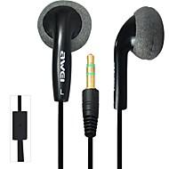 ieftine Oferte Săptămânale-AWEI ES10 EARBUD Cablu Căști Plastic Telefon mobil Cască Cu Microfon Setul cu cască