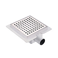 Drain Contemporary Stainless Steel 188mm 210mm Embedded