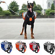 Cachorro Tranportadoras e Malas Pacote de cão Animais de Estimação Transportadores Prova-de-Água Portátil Laranja Vermelho Azul Preto