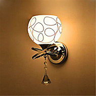 tanie Kinkiety Ścienne-Nowoczesny Lampy ścienne Metal Światło ścienne 110-120V / 220-240V 5 W / E26 / E27