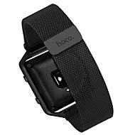 tanie -Watch Band na Fitbit Blaze Fitbit Metalowa bransoletka Stal nierdzewna Opaska na nadgarstek