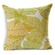 cheap Throw Pillows-1 pcs Polyester Pillow Cover, Toile Modern/Contemporary Accent/Decorative