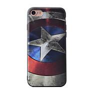Til iPhone 8 iPhone 8 Plus iPhone 7 iPhone 7 Plus iPhone 6 Etuier Mønster Bagcover Etui Tegneserie Blødt TPU for Apple iPhone 8 Plus