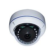billige Overvåkningskameraer-STRONGSHINE 1/3 tomme CMOS Kuppelkamera H.264
